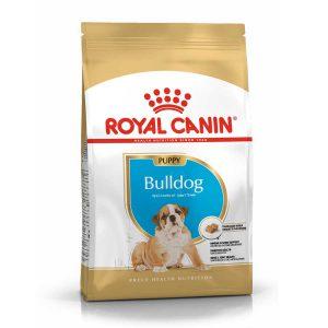 Thức Ăn Cho Chó Con Royal Canin Bulldog Puppy (1kg)