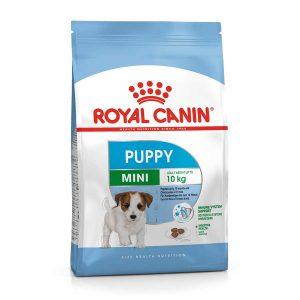 Thức Ăn Cho Chó Con Royal Canin MINI Puppy (8kg)