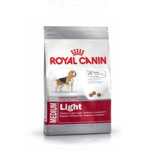 Thức Ăn Cho Chó Kiểm Soát Cân Nặng Royal Canin MEDIUM Light (3kg)