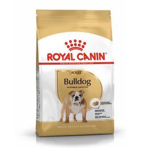 Thức Ăn Cho Chó Trưởng Thành Royal Canin Bulldog Adult (3kg)