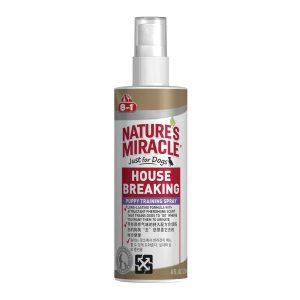 Bình Xịt Hướng Dẫn Chó Con Đi Vệ Sinh 8in1 Natural Miracles