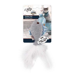 Đồ Chơi Nhồi Bông Hình Cá AFP Retro Pet