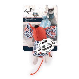 Đồ Chơi Nhồi Bông Hình Chuột AFP Retro Pet