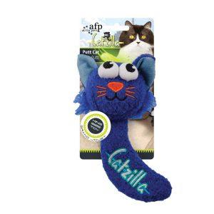 Đồ Chơi Nhồi Bông Hình Mèo AFP Catzilla