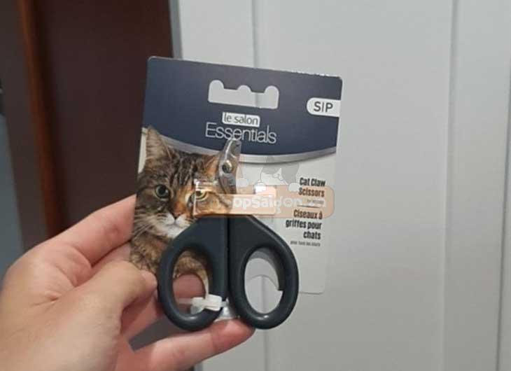 Kéo Cắt Móng Mèo Hagen Kitty