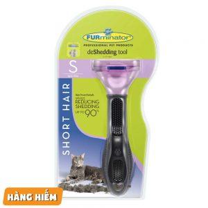 Lược Chải Mèo Lông Ngắn Furminator Deshedding - Mỹ