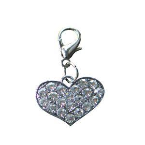 Mặt Vòng Cổ Hình Trái Tim Mon Ami Jewelry