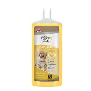 Sữa Tắm Cho Mèo Con 8in1 Perfect Coat