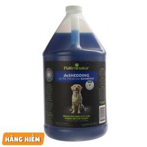 Sữa Tắm Chống Rụng Lông Size Đại Furminator Shampoo 3.78L - Mỹ