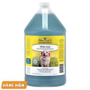 Sữa Tắm Trắng Lông Furminator Shampoo - Size Đại - Mỹ