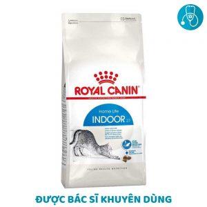 Thức Ăn Cho Mèo Trưởng Thành Royal Canin Indoor 27 (2kg)