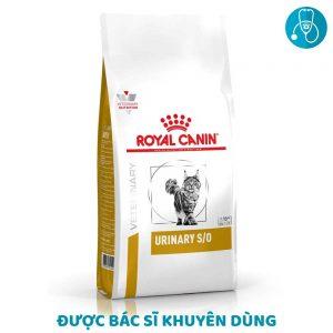 Thức Ăn Cho Mèo Trị Sỏi Thận Royal Canin Urinary (1.5kg)