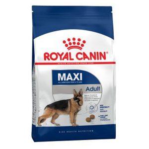 Thức Ăn Cho Chó Trưởng Thành Royal Canin MAXI Adult (4kg)