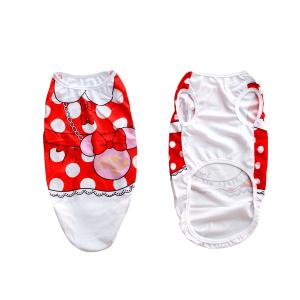 Quần Áo Cho Thú Cưng Giá Rẻ Kiểu Dáng Disney Minnie 2 (XL)