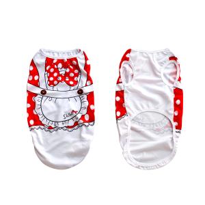 Quần Áo Cho Thú Cưng Giá Rẻ Kiểu Dáng Disney Minnie 1 (L)