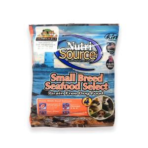 Thức Ăn Cho Chó Giá Rẻ Nutri Source Hải Sản (142g)