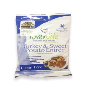 Thức Ăn Cho Chó Giá Rẻ Nutri Source Pure Vita Gà Tây Và Khoai Lang (142g)
