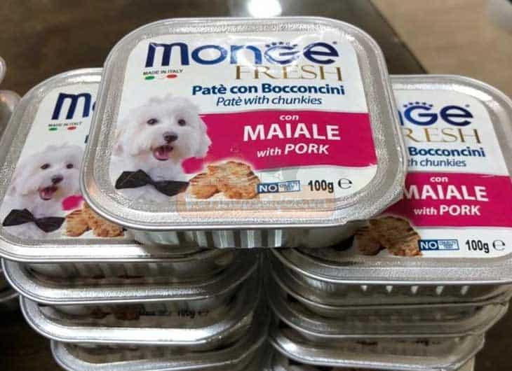 Pate Cho Chó Monge Fresh