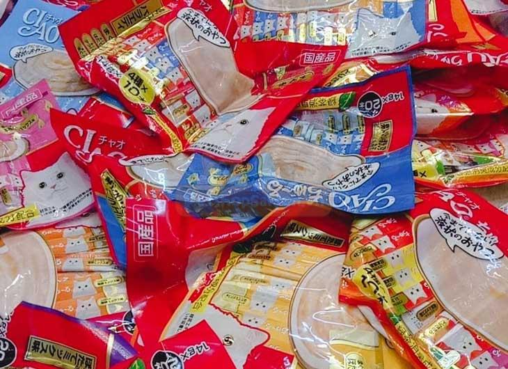 Pate Cho Mèo Ciao Churu 14gx20