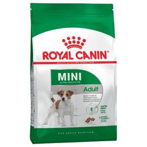 Thức Ăn Cho Chó Trưởng Thành Royal Canin MINI Adult (8kg)