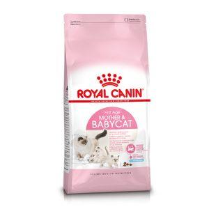 Thức Ăn Cho Mèo Mẹ Và Con Royal Canin Mother & Babycat (4kg)