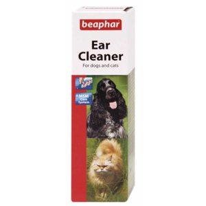 Dung Dịch Cho Chó Mèo Vệ Sinh Tai Beaphar Ear Cleaner