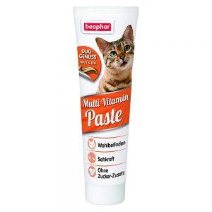 Gel Dinh Dưỡng Cho Mèo Beaphar Multi Vitamin (100g)