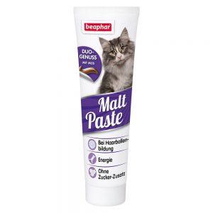 Gel Trị Búi Lông Cho Mèo Beaphar Paste Hairball (100g)