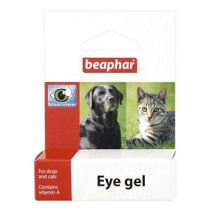 Nước Nhỏ Mắt Cho Chó Mèo Beaphar Eye Gel