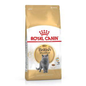 Thức Ăn Cho Mèo Trưởng Thành Royal Canin British Shorthair (400g)