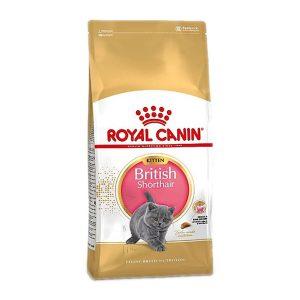 Thức Ăn Cho Mèo Con Royal Canin British Shorthair Kitten (2kg)