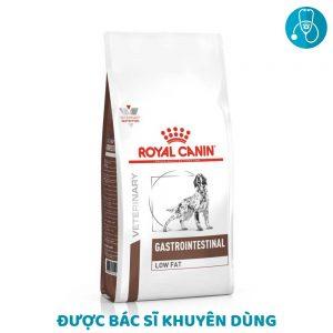 Thức ăn hỗ trợ tiêu hóa cho chó Royal Canin Gastro Intestinal 2kg