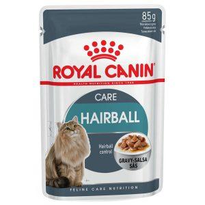 Pate Cho Mèo Hạn Chế Búi Lông Royal Canin Hairball Care (1gói)