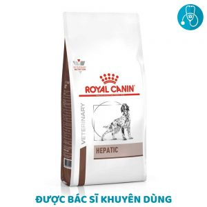 Thức Ăn Cho Chó Suy Gan Royal Canin Hepatic (1.5kg)