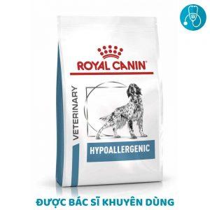 Thức ăn cho chó dị ứng Royal Canin Hypoallergenic 2kg