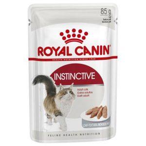 Pate Cho Mèo Trưởng Thành Royal Canin Instinctive Loaf 85g (1 gói)