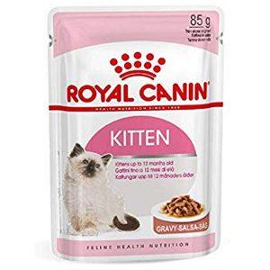 Pate Cho Mèo Con Royal Canin Kitten Gravy 85g (1 gói)