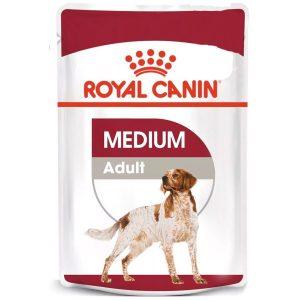 Pate Cho Chó Trưởng Thành Royal Canin Medium Adult (140g)