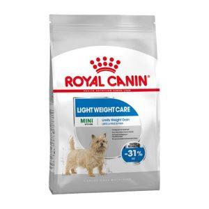 Thức Ăn Giảm Cân Royal Canin MINI Light Weightcare (2kg)