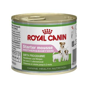 Pate Cho Chó Mẹ Và Con Royal Canin Starter ...