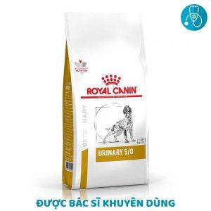 Thức ăn cho chó bị sỏi thận Royal Canin Urinary (2kg)