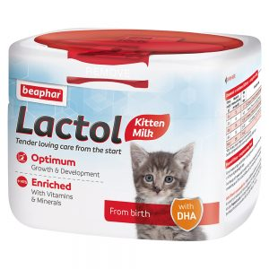 Sữa Cho Mèo Con Beaphar Lactol Kitten Milk (250g)