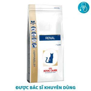 Thức Ăn Cho Mèo Suy Thận Royal Canin Renal (2kg)