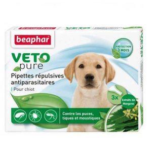 Thuốc Nhỏ Gáy Cho Chó Con Ngăn Ngừa Ve Beaphar Bio Green