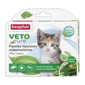 Thuốc Nhỏ Gáy Cho Mèo Con Ngăn Ngừa Ve ...