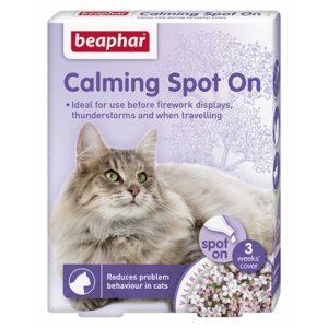 Thuốc Nhỏ Gáy Cho Mèo Thư Giãn Beaphar Calming