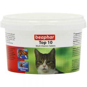 Vitamin Tổng Hợp Cho Mèo Beaphar Multi Vitamin (180 viên)