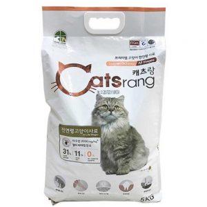 Thức ăn cho mèo lớn Catsrang 5kg - Hàn Quốc