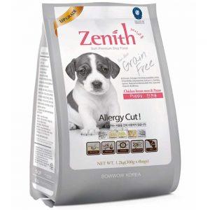 Thức ăn hạt mềm cho chó con Zenith 1.2kg - Hàn Quốc