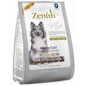 Thức ăn hạt mềm cho chó già Zenith 1.2kg - ...